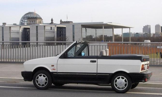 1989 Yugo Cabriolet