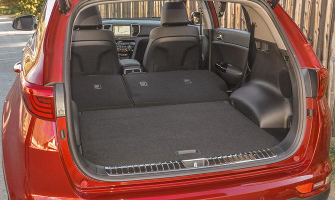 2017 Kia Sportage SX  SX Turbo 2WD