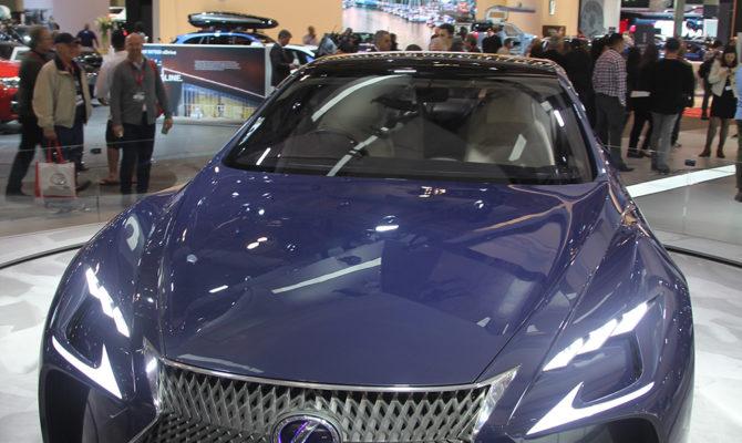 Lexus LF-FC 2