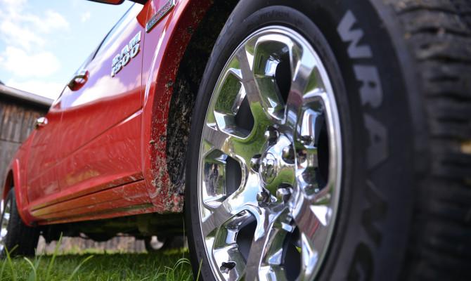 2014 Ram - Wheels (Photo: Zack Spencer/RAM)