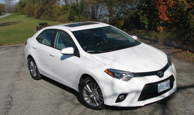 BMC-Testfest - Toyota Corolla (Small car under $21K)