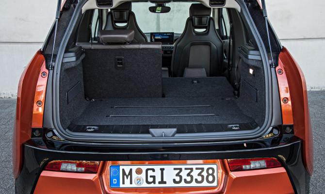 2014 BMWi i3